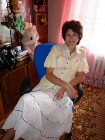 Иванова Валентина Федоровна