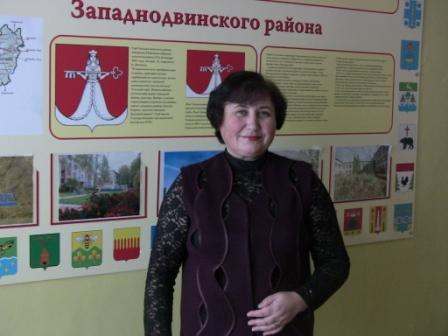 Михайлова Лариса Валериановна